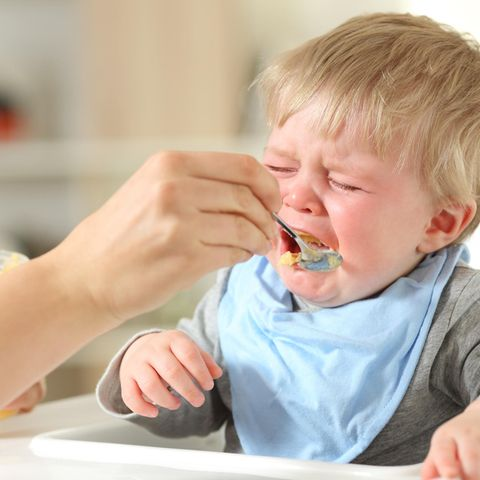 Ребенок не ест прикорм в 9 месяцев | уроки для мам