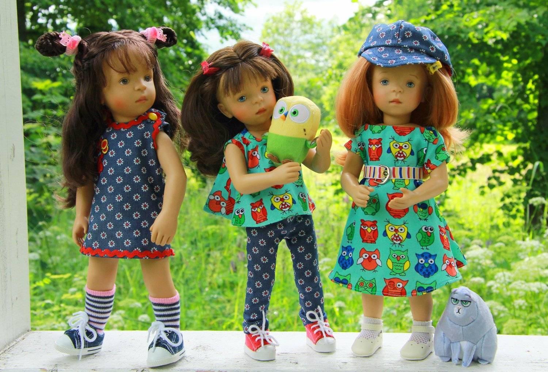 Топ-10 производителей кукол