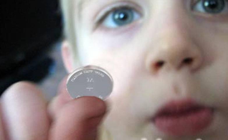 Ребенок проглотил монету - как правильно поступить