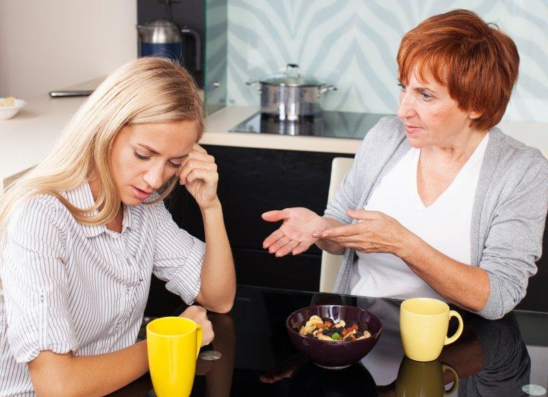 Как поставить свекровь на место. советы психолога
