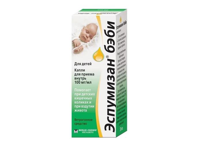 Лучшие лекарства от коликов у новорожденных