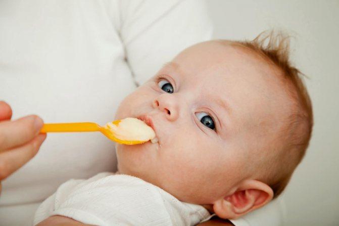 Докорм новорожденного