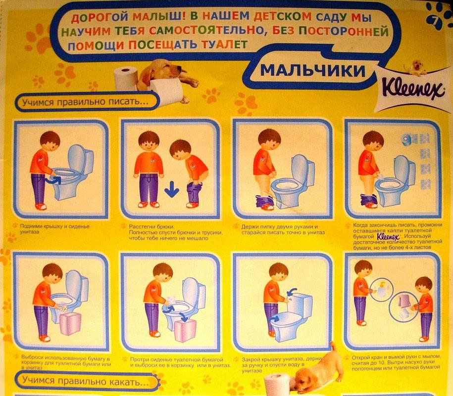 Как и когда учить ребенка самостоятельно вытирать попу после посещения туалета: нехитрые подсказки родителям. как научить ребенка вытирать попу самому