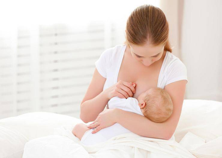 Как кормление грудью влияет на здоровье матери?