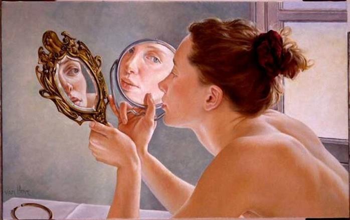 Почему детям нельзя смотреть в зеркало?