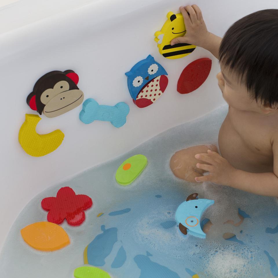 Все о игрушках для купания