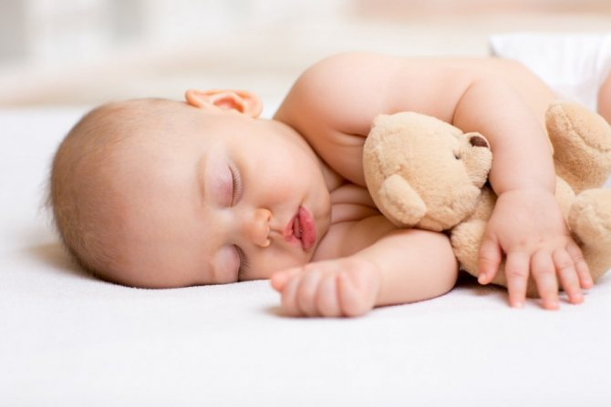 Почему ребенок в год плохо спит ночью, часто просыпается