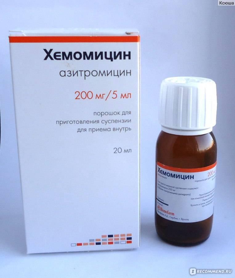 Кларитромицин для детей: инструкция по применению: дозировка суспензии и цена на антибиотик