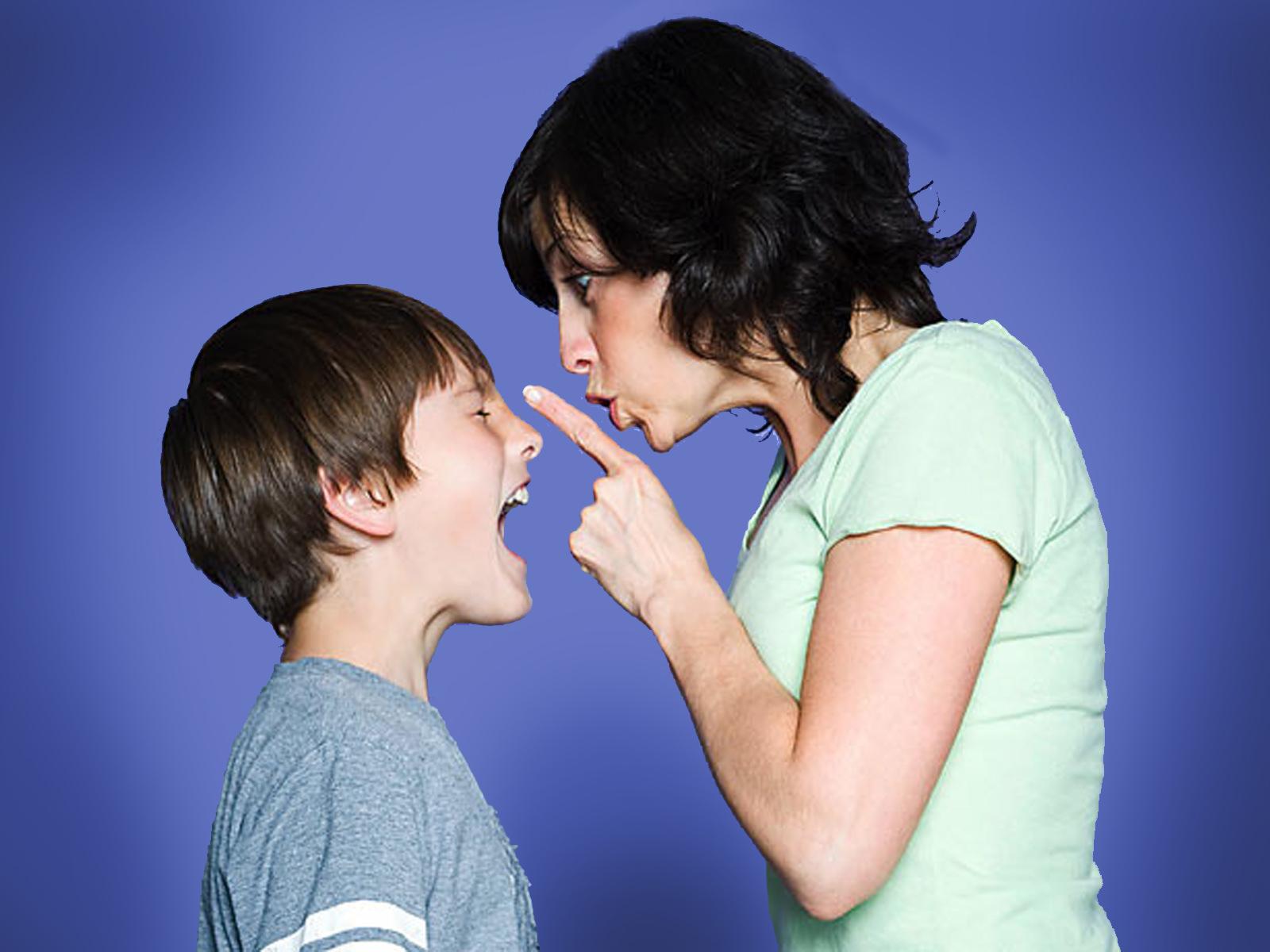 5 ошибок в воспитании мальчиков