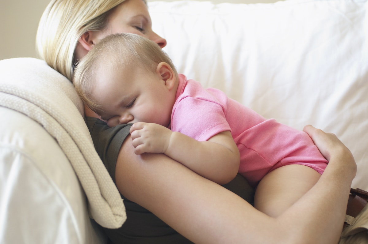 Чем грозят совместные ночи с детьми в одной постели