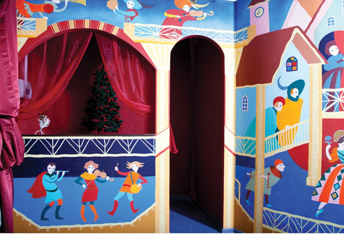 Конспект «сказочный мир театра» (старшая группа). воспитателям детских садов, школьным учителям и педагогам - маам.ру