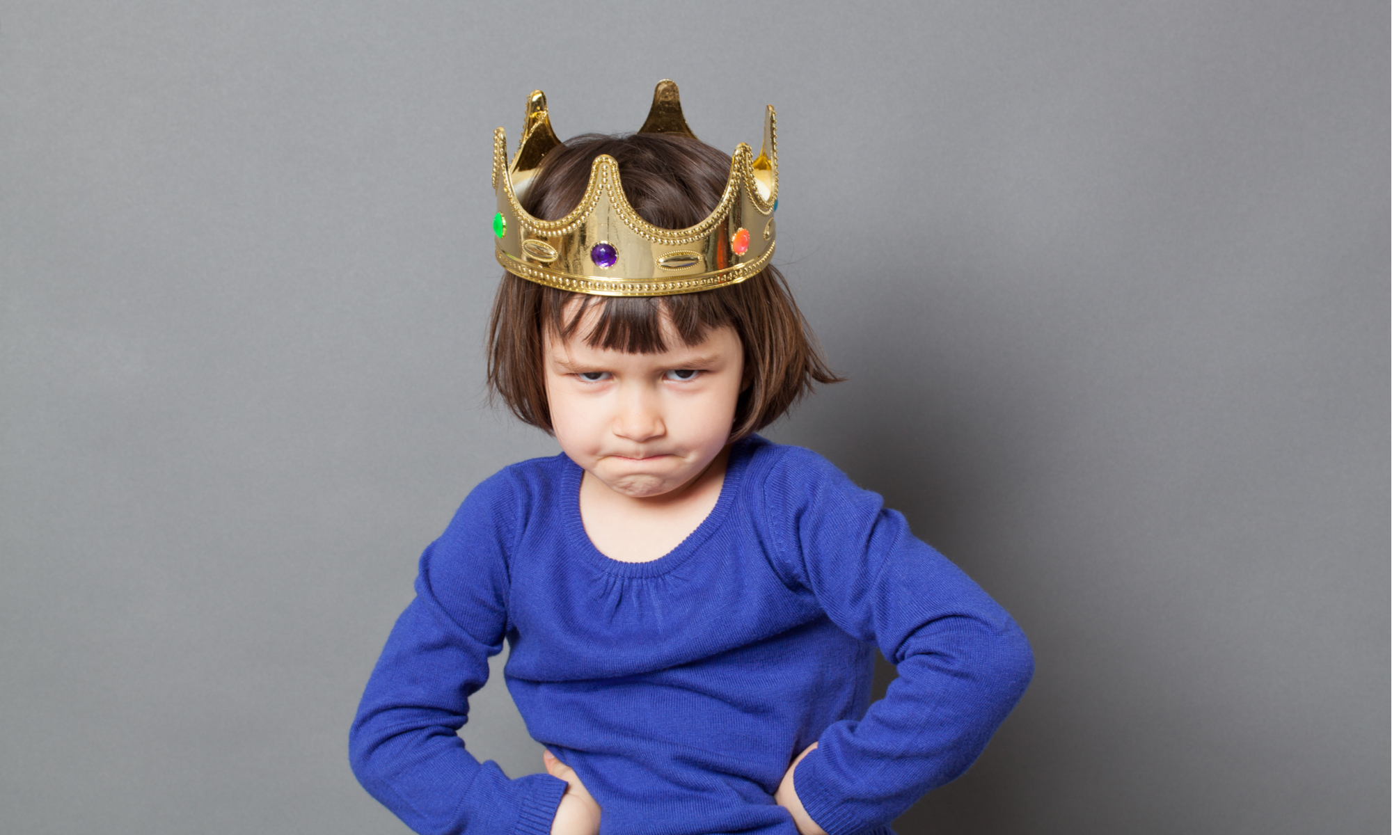 10 признаков избалованного ребенка!