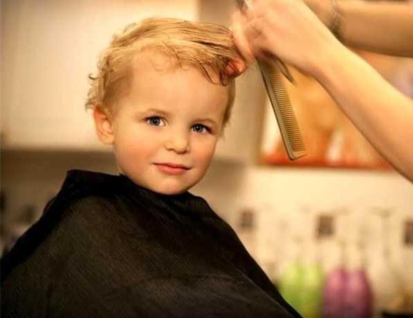Как подстричь ребенка дома: ножницами или машинкой, как сделать правильно