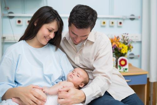Партнерские роды, муж на родах, помощь мужа в родзале, плюсы