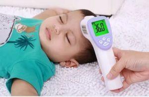Сколько времени мерить температуру ртутным градусником