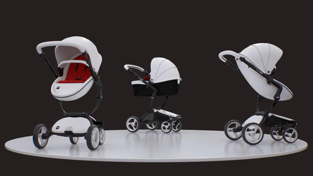 Дорогие коляски: какая самая крутая и модная в мире для новорожденных - за 100 тысяч, от versace