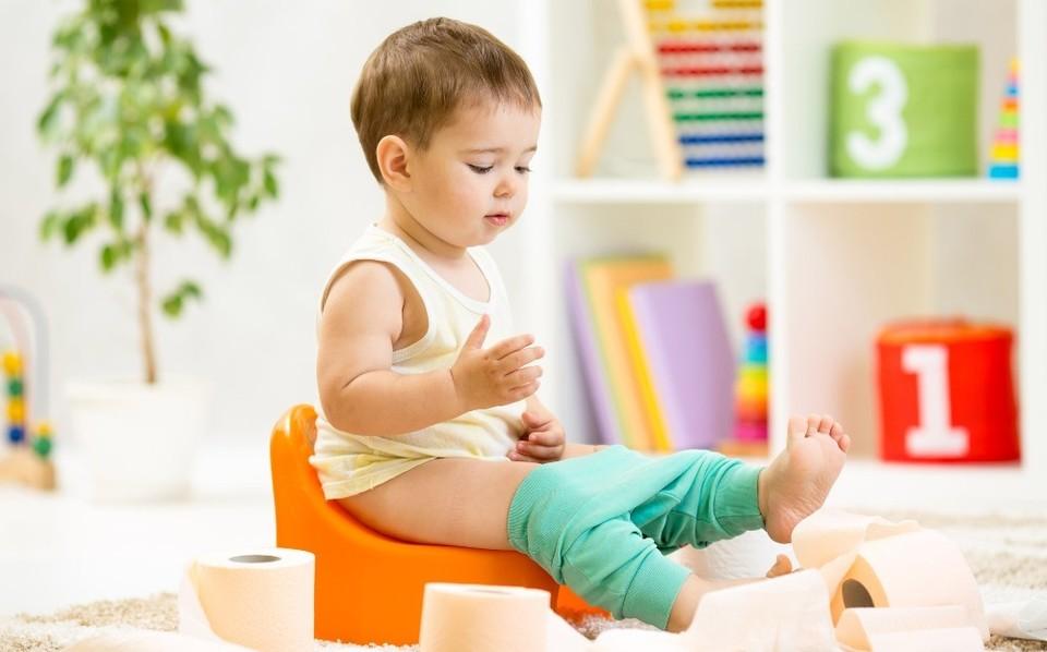 Как правильно приучать ребенка к горшку - ошибки родителей