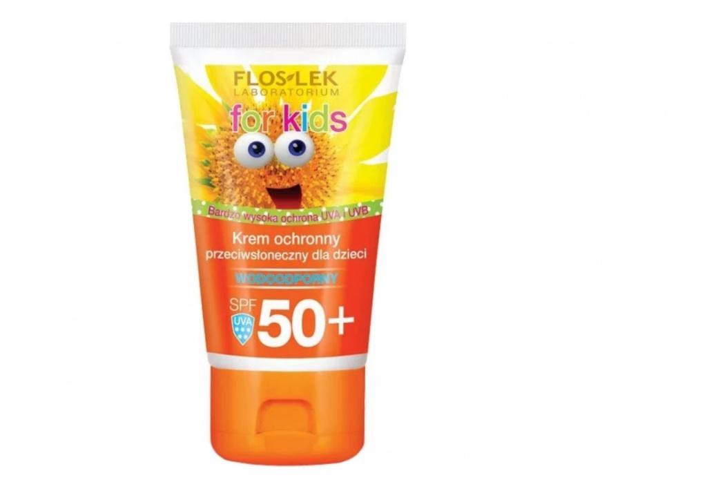 Какой солнцезащитный крем выбрать для ребёнка