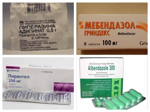 Лекарство от остриц для детей: обзор препаратов для детей