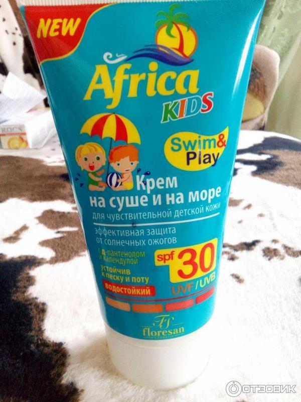 Лучший солнцезащитный крем для детей spf 50. топ 10 лучших
