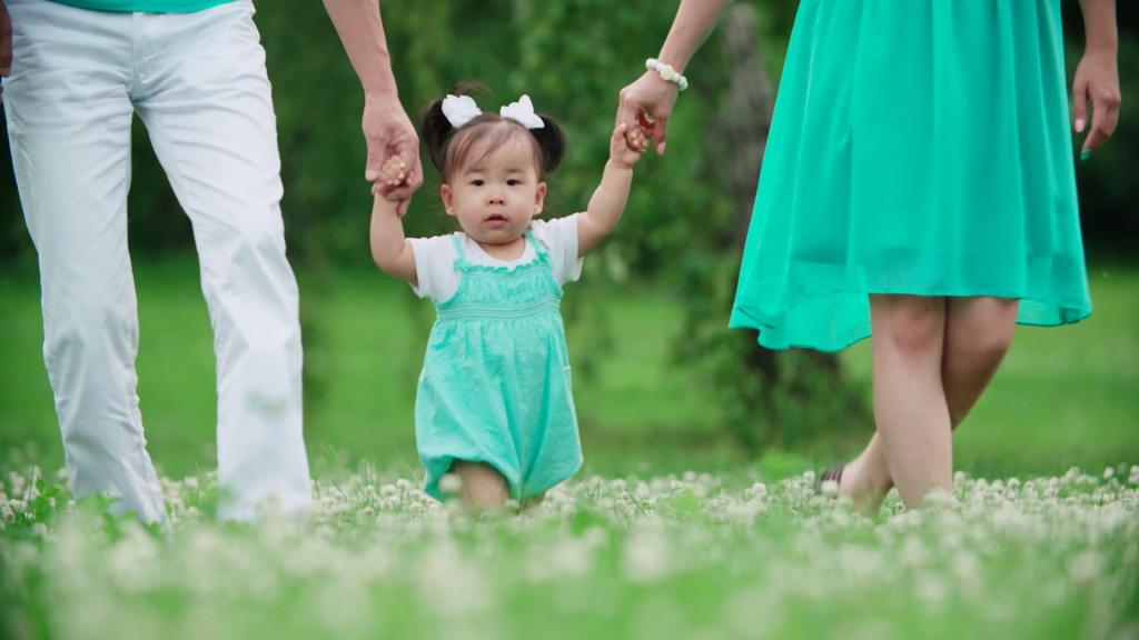 Молодая мама: как успевать с годовалым ребенком