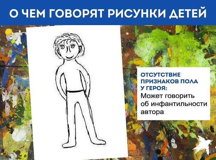 О чем говорят детские рисунки? - parents.ru