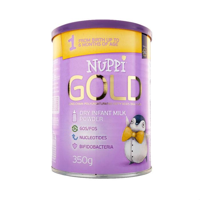 Nuppi gold 1 | nuppi