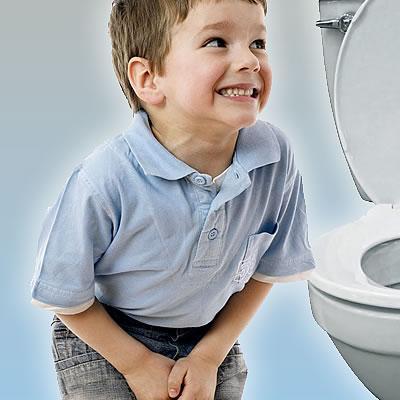 Ребенок жалуется на боль при мочеиспускании