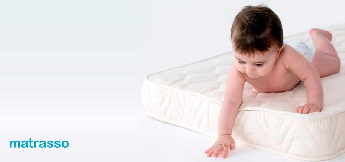 Какой матрас выбрать для новорожденного в кроватку - рекомендации педиатра