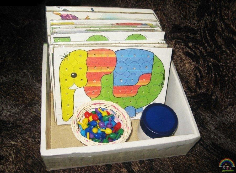 Занимательные игры с коробками и игрушки из них