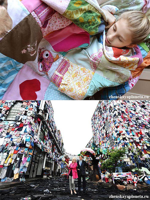 Ребенок вырос: куда девать ненужную детскую одежду?