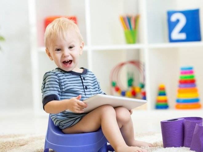 Как правильно приучить ребенка к горшку: 7 советов