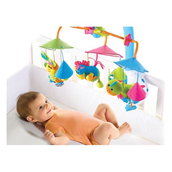 Музыкальная игрушка на кроватку для новорожденных: как называется механический мобиль и подвеска