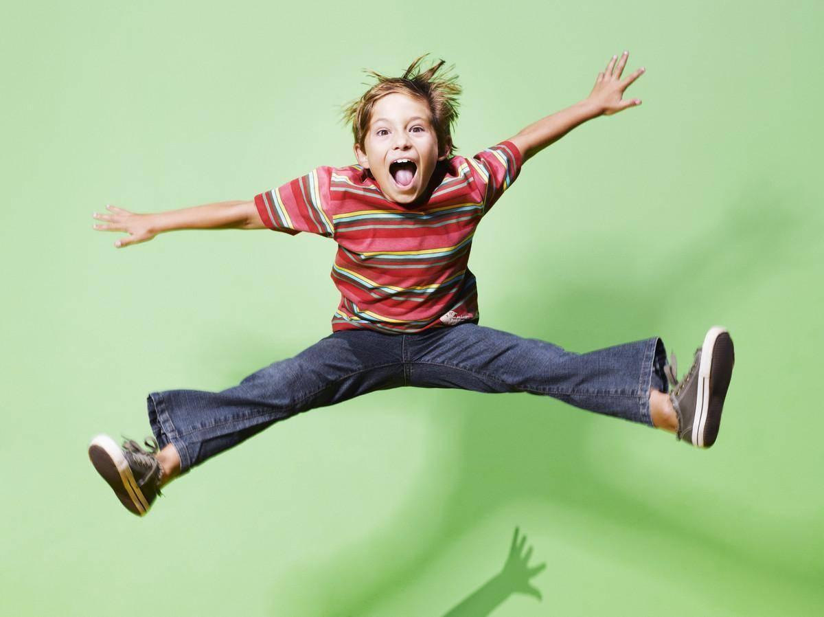 Гиперактивность у детей: признаки, как успокоить гиперактивного ребенка