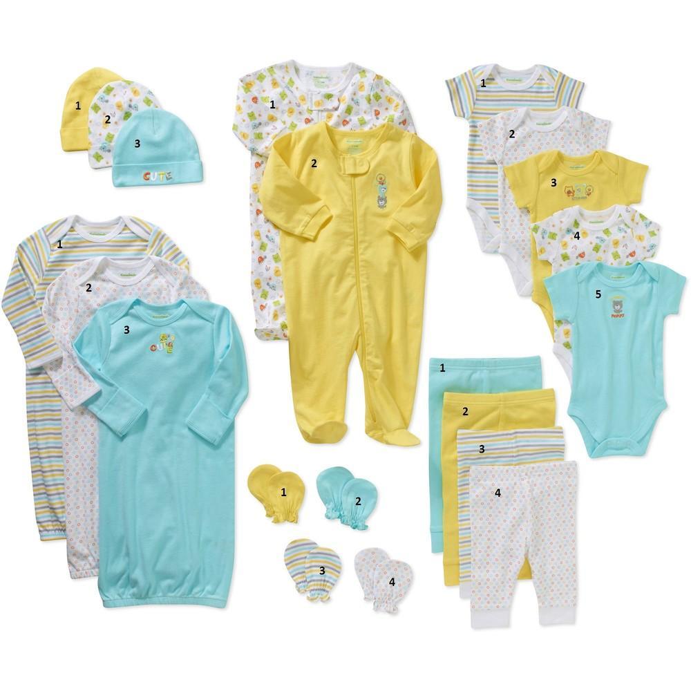 Что нужно для новорожденного напервое время: список вещей
