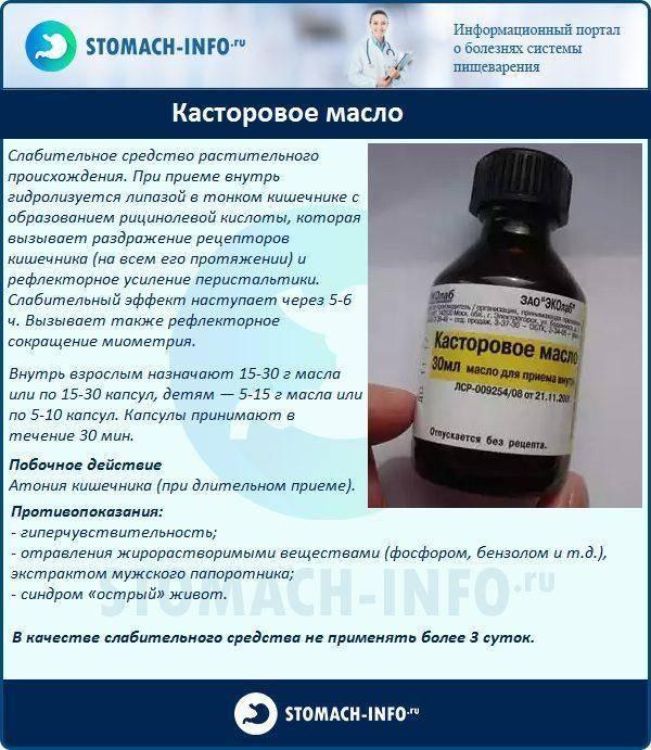Касторовое масло для стимуляции родов: вызывает ли роды, особенности применения