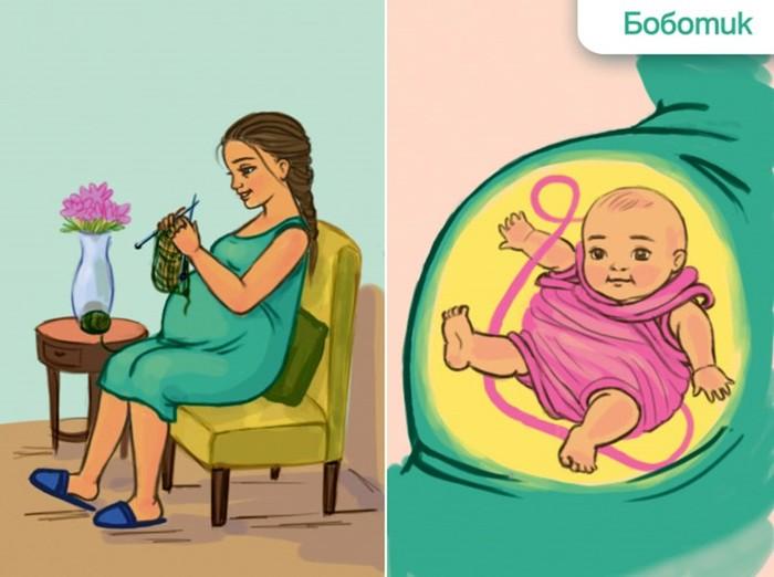 Как побороть страх перед родами - причины, как помочь