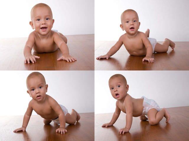 Когда ребенок начинает держать голову? полезные упражнения для укрепления шейных мышц ребенка — учимся держать голову правильно