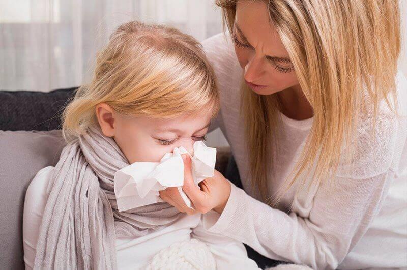 Аллергический ринит у детей: причины и лечение - развитие ребенка