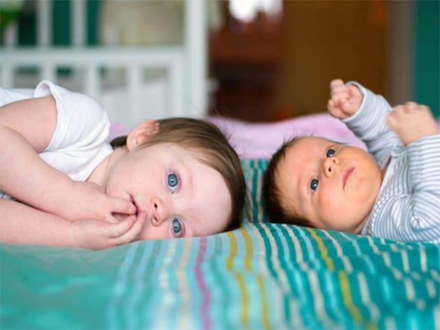 Какая самая лучшая разница между детьми? - второй ребенок - страна мам