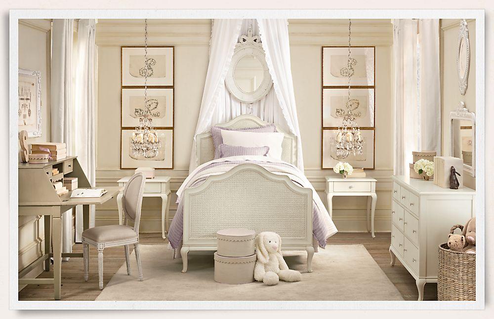 Создаем гармоничный дизайн комнаты для девочки