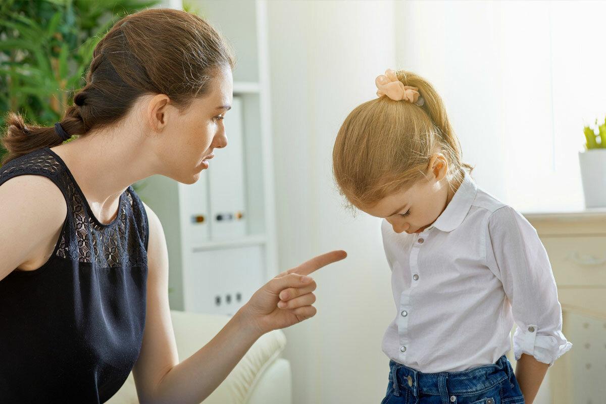 7 грубых ошибок родителей во время ссор с детьми