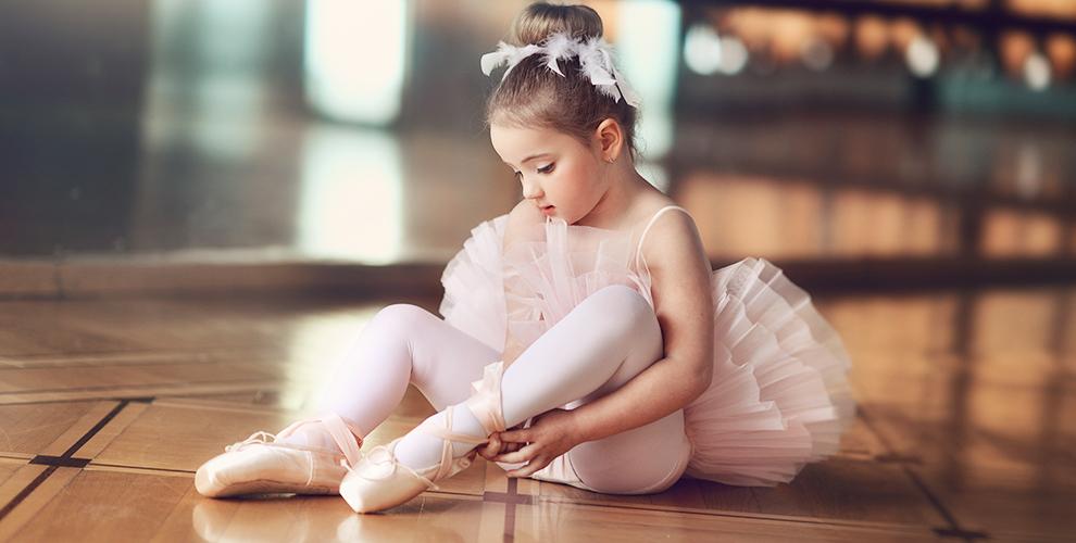 Отдать ребенка на танцы