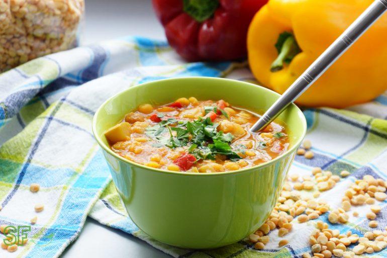 Когда вводить гороховый суп в меню ребенка