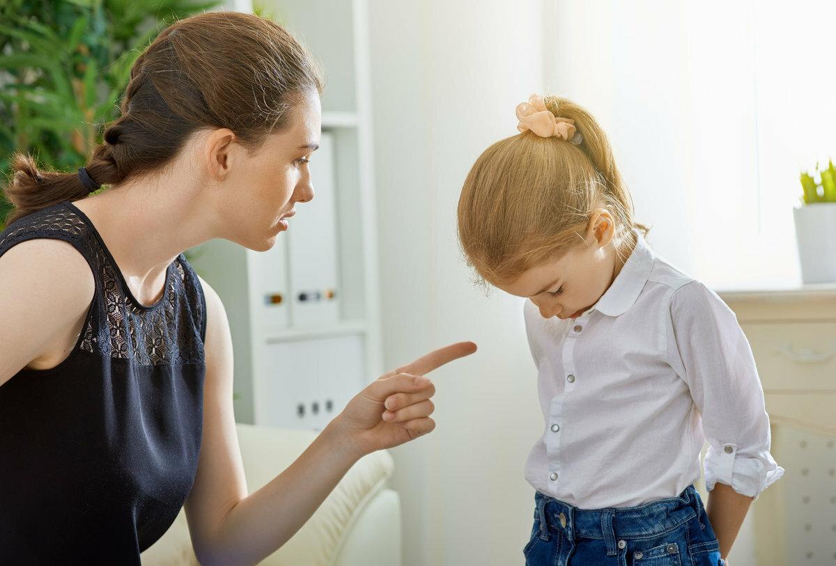 """Как правильно говорить ребенку """"нельзя"""""""