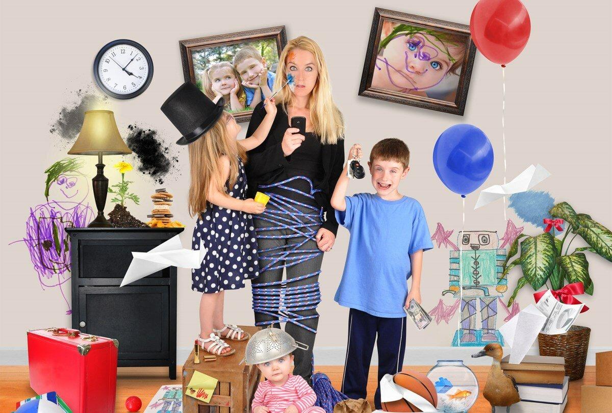 Как маме всё успевать с детьми и ничего не забывать. лайфхаки и тайм-менеджмент для мам