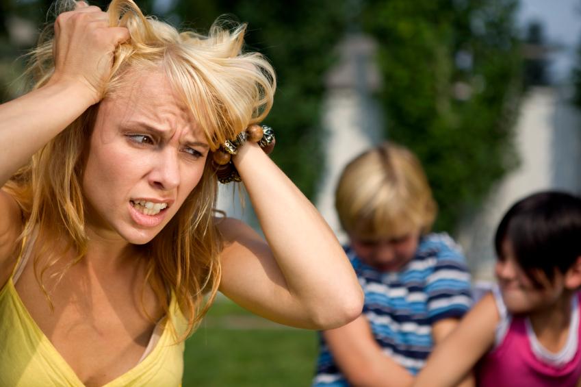 Как справиться с раздражением к матери?