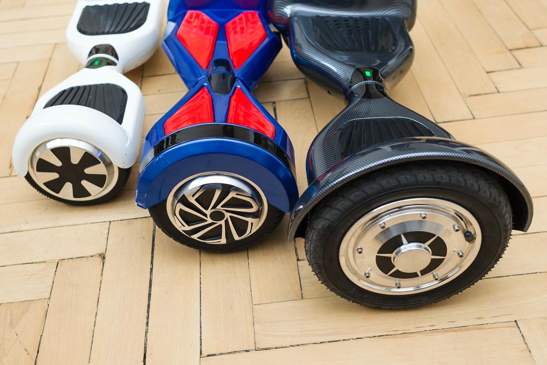 Как выбрать качественный гироскутер для ребенка