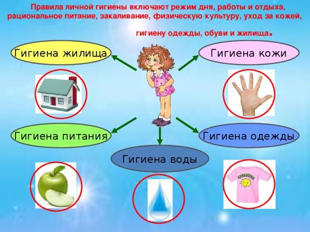Основные правила гигиены детей и подростков в статье практикующего педиатра. правила личной гигиены для детей