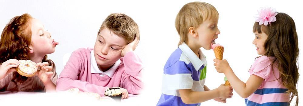 Как отучить ребенка жадничать?